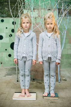 Cute knits. Paade Mode (Latvian children's line)