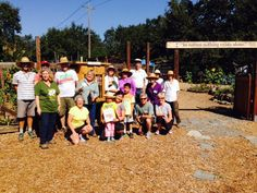 Jeanie Johnson Hill. Lafayette, CA. The Lafayette Community Garden built this LFL and had its grand opening during garden work hours on Saturday, September 13, 2014. It was built by garden member, Charlie Hopper, and stocked with books by the 50 member families.