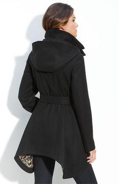 Betsey Johnson Fall Coat