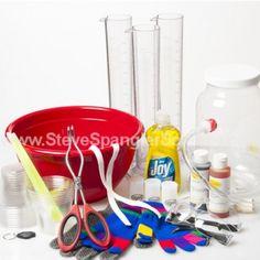 The Ultimate Dry Ice Science Kit @ steve spangler