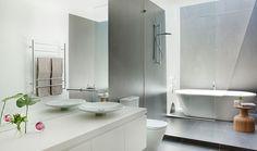 Bathroom on pinterest bathroom layout bathroom vanities for Bathroom designs reece