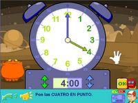 La hora #tiempo #hora #reloj #actividades #repaso #mates #primaria #edu