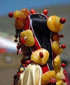 Ceremonial Tibetan Costume
