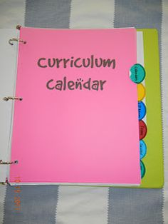 For all of you teachers out there...make a binder for your classroom with all of the important information you need at your fingertips.