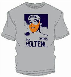 HandleBar Mustache: Young Cannibal // P: Cycleboredom // Meta: #Merckx #Molteni #Classics