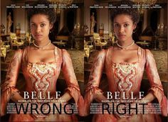 Sometimes a bit of photoshop is the dreadful difference between a costume and historical costuming...