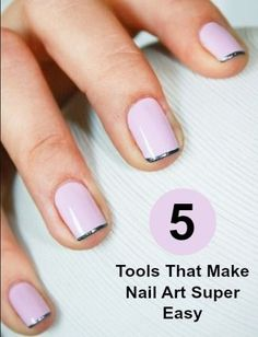 These tools will make your nail art super easy to create!