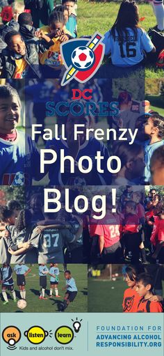 ICYMI: All the action from DC SCORES' Fall Frenzy 2014!