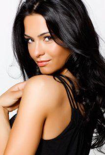 Nastya antoinett kalaj, hair colors, brunette beauty, black hair, hairstyl, beauti, women, antoinett nikprelaj, eye