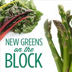Feed your face with this spring's trendiest seasonal veggies.