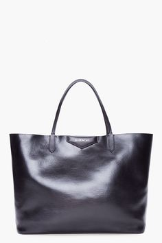 Givenchy Large Black Antigona Tote