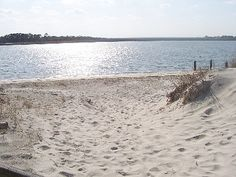 back river, tybee island