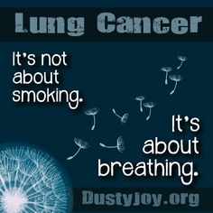 everybody can get lung cancer!