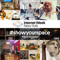 "Vote for your favorite ""Show Your Space"" finalist! http://lnkd.in/bk88wm5"