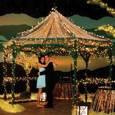 Hold On To Me Gazebo Kit | Prom Nite