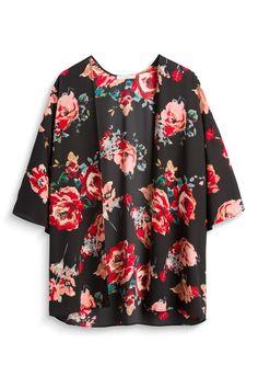 Stitch Fix Fall Styles: Floral Kimono