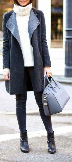 Winter Layers - Grey