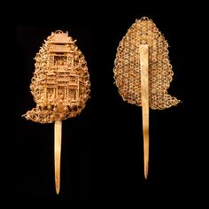 A Gold Hairpin | Chinese Ming Dynasty | 16th Century