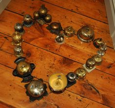 Collecting is about love...Love Vintage Desk Bells!  http://bit.ly/xY6BGQ