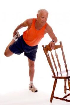 Developing a Chair Yoga Class