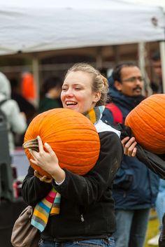 8th Annual IIT Pumpkin Launch 2012  by Illinois Tech, via Flickr