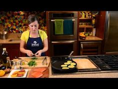 Cooking the Right Bite Way August 2013 | Learn how to make Grilled Arctic Char with the best summer veggies! #recipe