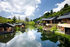 Hoshinoya Karuizawa Spa Resort, a secluded hideaway in an idyllic mountain setting in Nagano, Japan