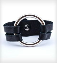 Leather Henri Bracelet