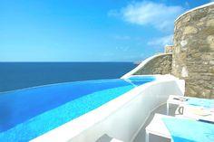 Cavo Tagoo Hotel, Mykonos, Greece