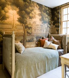 Zuber and Degournay  European Scenic Wallpaper from Yrmural Studio with competitive price and superior quality