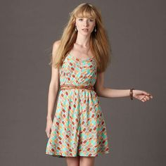 Fossil Carly dress