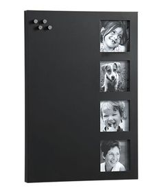 Chalkboard Frame-Memo Board With Magnets