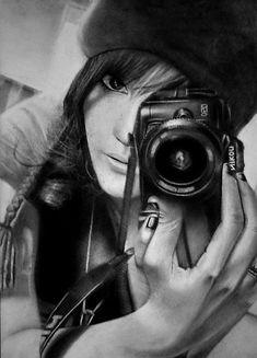 Eye of the lens