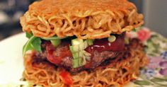 How to Make Your Own Delicious Ramen Burger