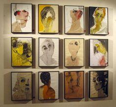 Ahoo Hamedi   Iranian artist