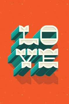 Type, type & more great type! | From up North