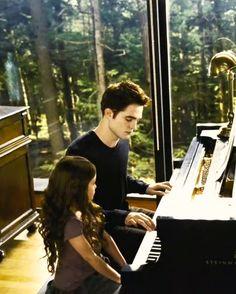 Edward & Renesmee