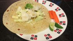 MyPlate on My Budget, Fish Tacos