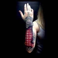 Tatuagem por Caco Menegaz