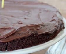 EGG FREE AND DAIRY FREE CHOCOLATE CAKE #Vegan #Recipe #Thermomix
