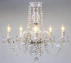 lamparas de cristal decoracion - Buscar con Google