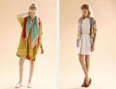 LE MONT SAINT MICHEL S/S 12 outfit idea, style, dress, fashion blogs, fashion hound, le mont, wear, thing, mont saint michel