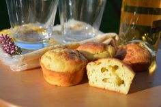 Muffins3 fromages (r