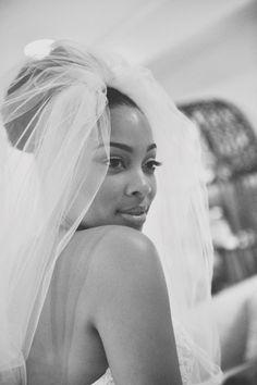 Classically Beautiful Wedding: Bow Ties, Diamonds - Bridal Musings Wedding Blog