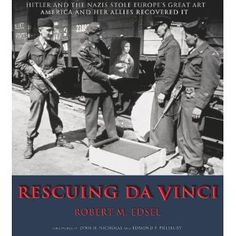 Read The Monuments Men first, then this - it contains photos of the key people and the art before looting and after rescue.