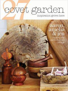 Covet Garden magazine october/2012 #lifestyle #decor #interior #design #monthly #free