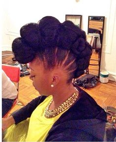 Gorgeous! - http://www.blackhairinformation.com/community/hairstyle-gallery/natural-hairstyles/gorgeous-9/ #naturalhairstyles