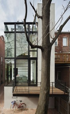 Barcode House | David Jameson Architect.