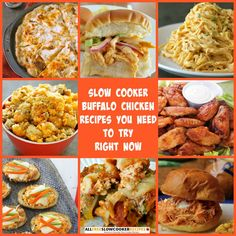 Our collection, 17 Slow Cooker Buffalo Chicken Recipes You Need To Try Right Now, is packed with slow cooker buffalo chicken recipes that are so good, you've got to try them right away!