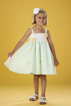 Serger Smocked Dress Project > National Serger Month